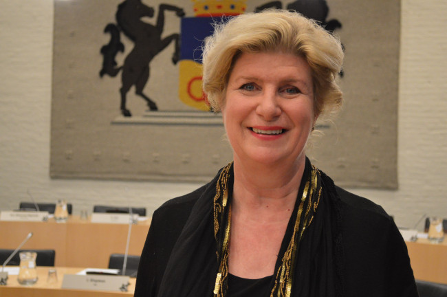 Yvonne den Boer (D66)
