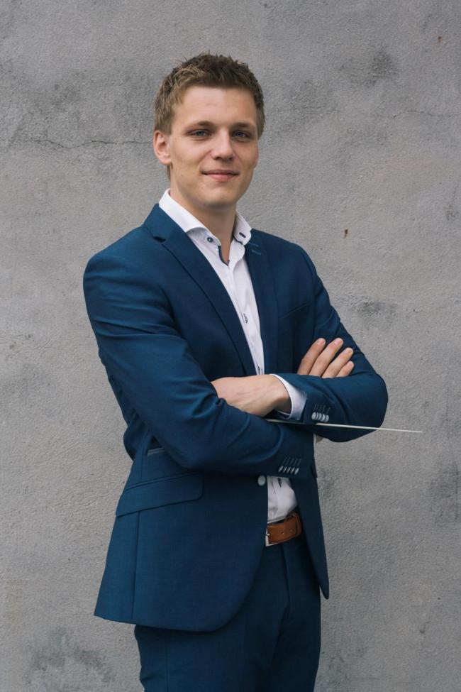 Vincent Pollemans nieuwe dirigent van het CKSO