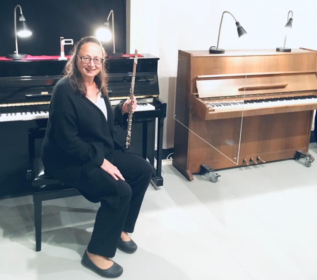 Sebastian Muziekonderricht en Pianoschool Zeewolde voorbereid op 1,5 meter-maatschappij