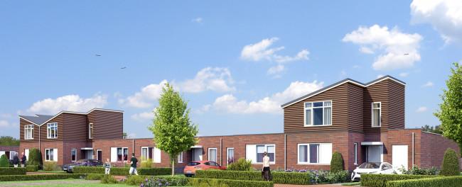 Verkoopstart levensloopbestendig woningen in Hasselt nadert