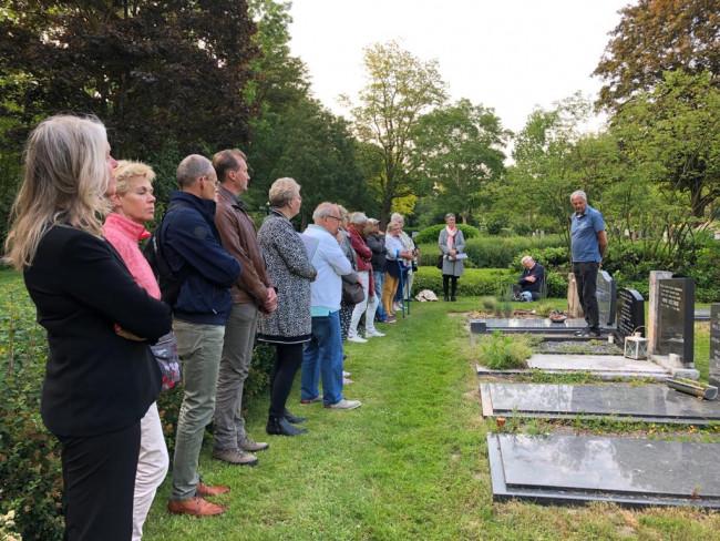 Evert Jan Morren vertelt over zijn ouders en zwager.