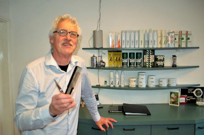 Frans Koek stopt met knippen na bijna vijftig jaar