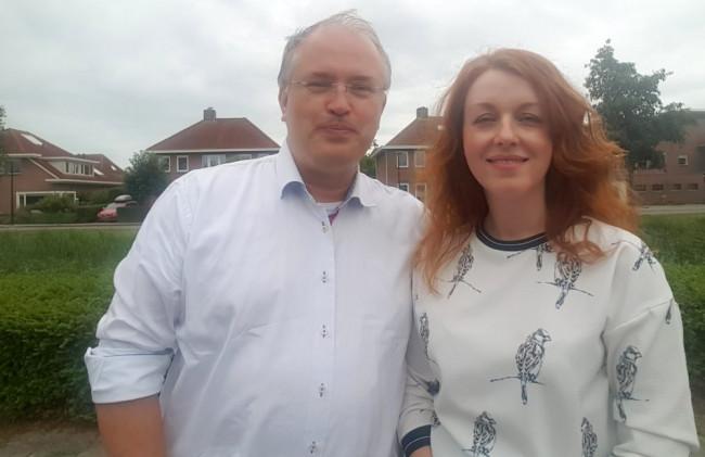 Peter en Maria Zandvliet