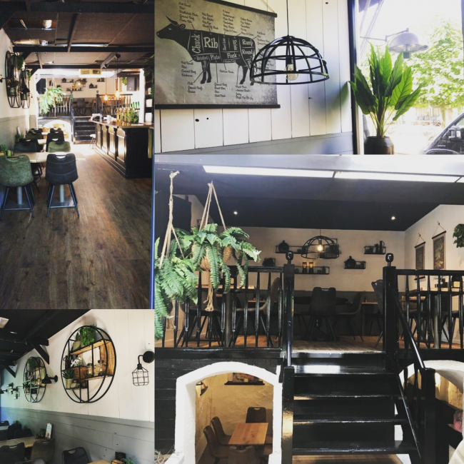Drontenaar Roy Ymker opent restaurant in Elburg