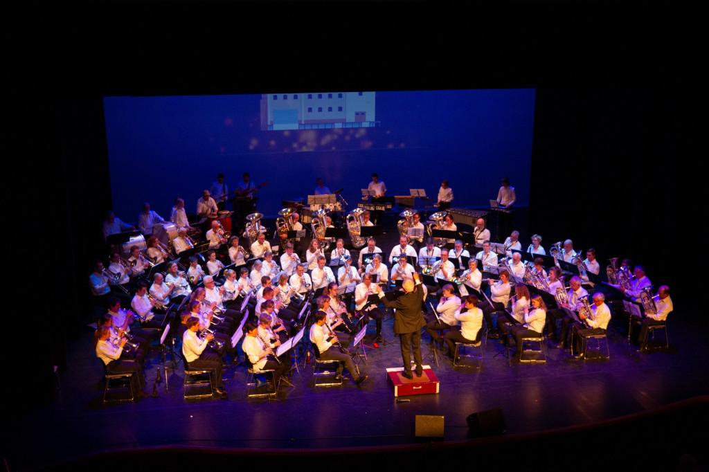 De Eendracht, Amor Musae en Maris Sonores houden gezamenlijk nieuwjaarsconcert