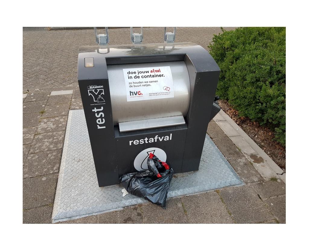 VVD maakt zich zorgen over toenemende afvalproblematiek
