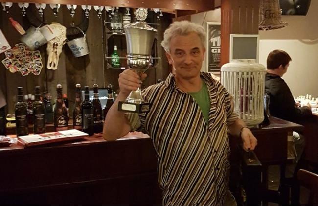 Johan Redeker (O&O) wint het JST 2016