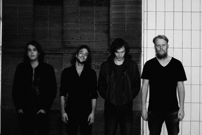 Zwolse band The Pavements presenteert EP in Hedon