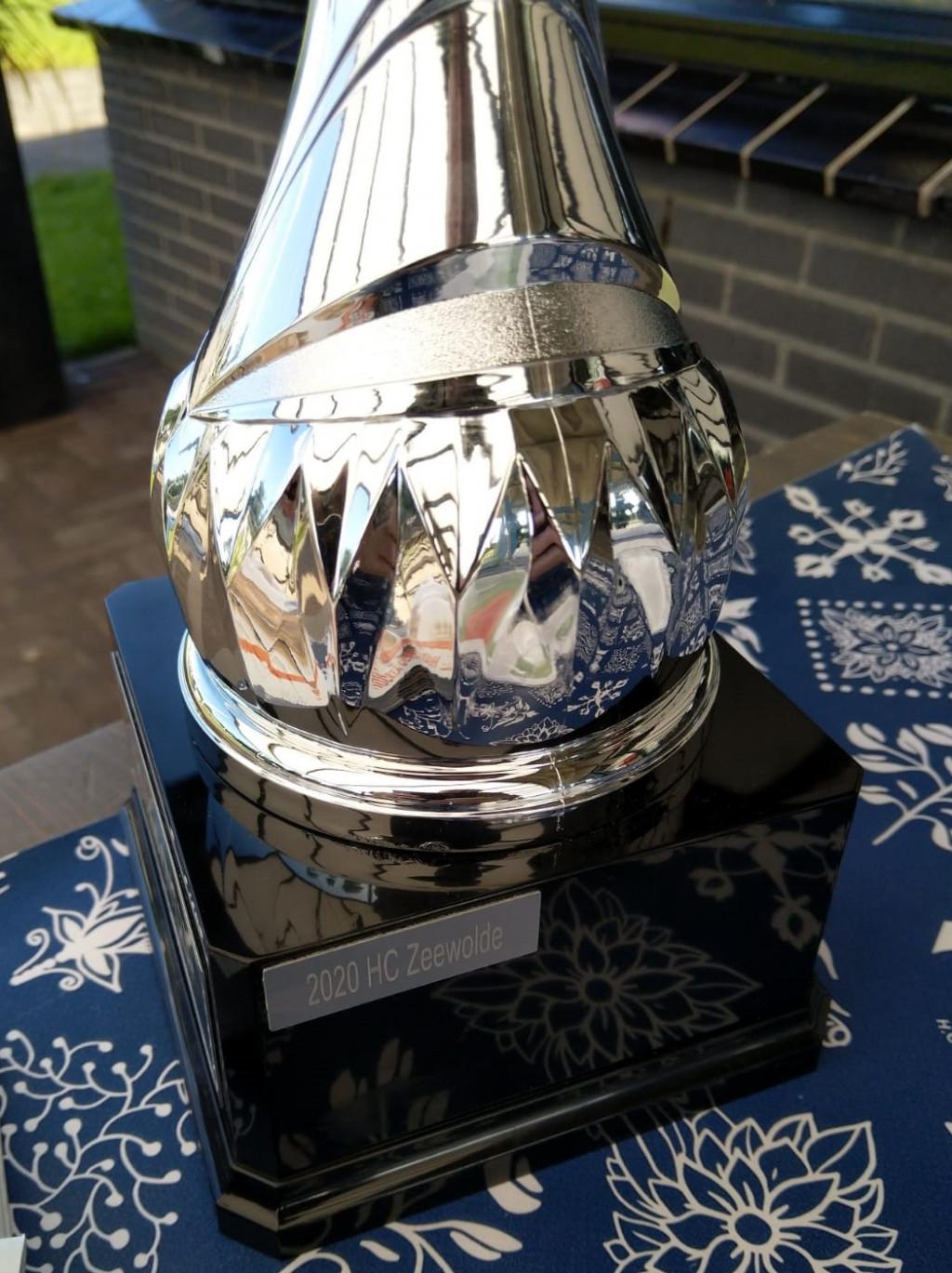 Hockey Club Zeewolde winnaar eerste editie Poldercup