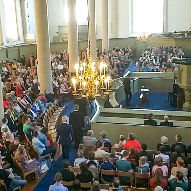 Brugdienst in Broederkerk