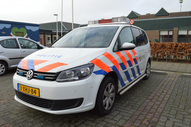 Politie Biddinghuizen