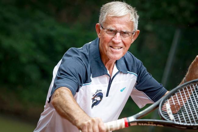 Tennisser Peter Buter van De Pelikaan
