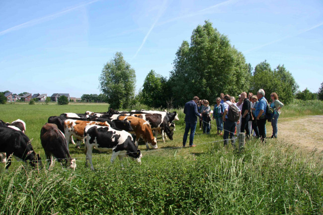 Uitreiking vouchers en start nieuwe ronde Groene Loper IJsseldelta