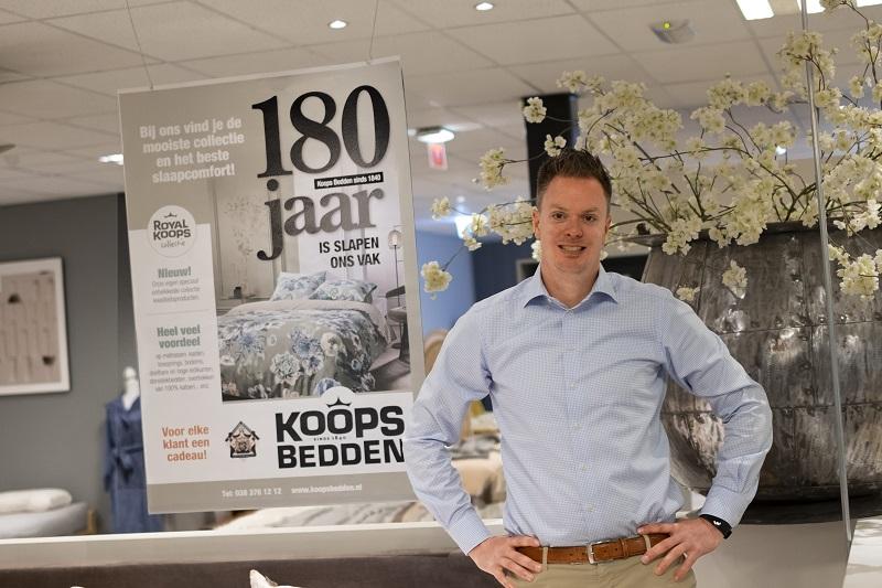 Koops Bedden 180 jaar
