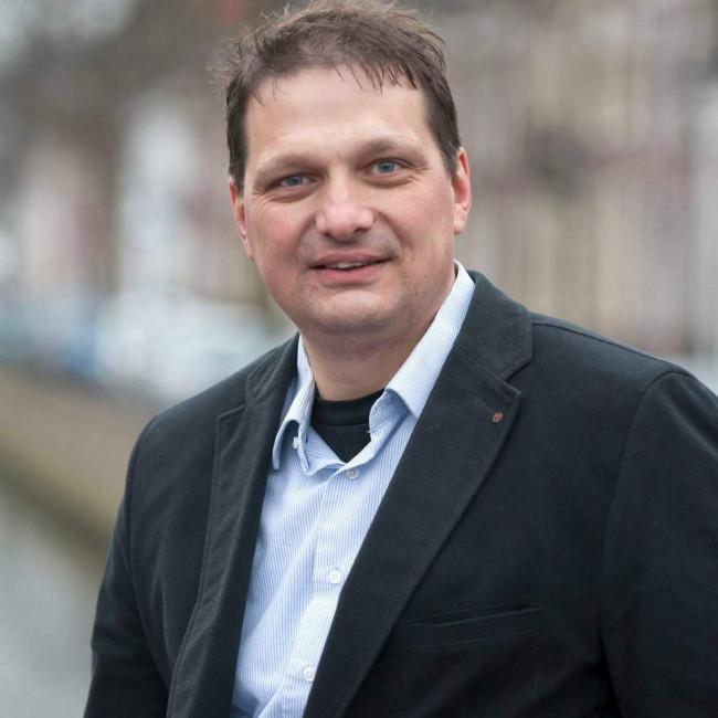 Jan Willem Schutte lijsttrekker ChristenUnie