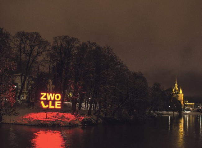 Winters Zwolle: Winterse activiteiten in een sfeervol verlichte stad
