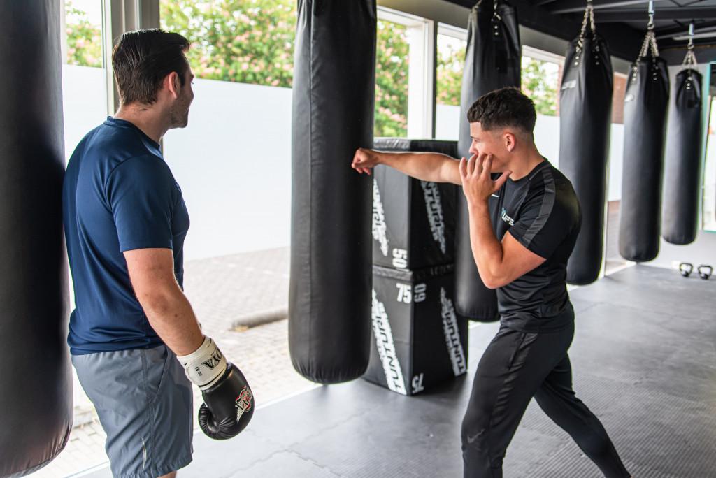 4 Life Kickboxing maakt doorstart