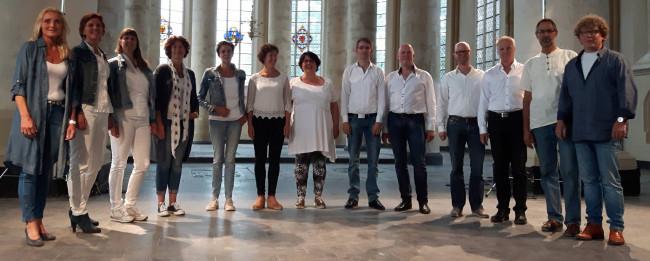 Huygens Vocaal Ensemble zoekt uitstekende zangers