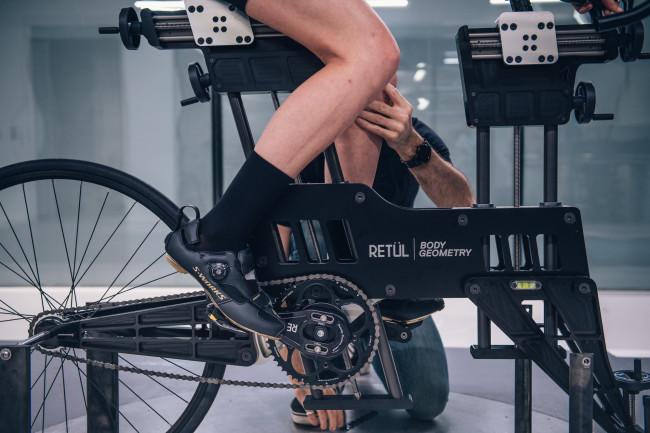 Gratis Qiuck Scan bij Scholten Fietsgoed voor een optimale fietspositie