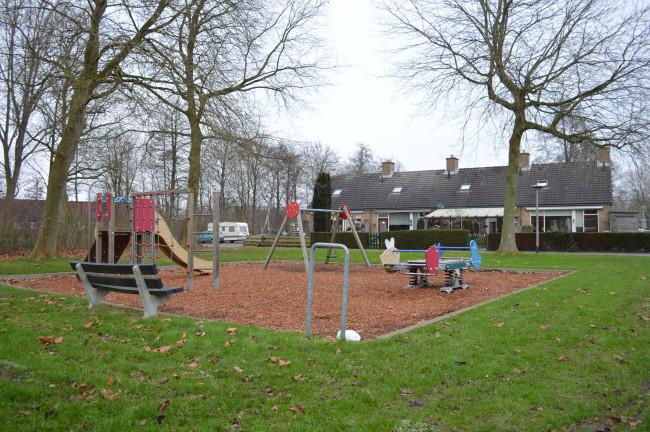 Speelplaats in Swifterbant