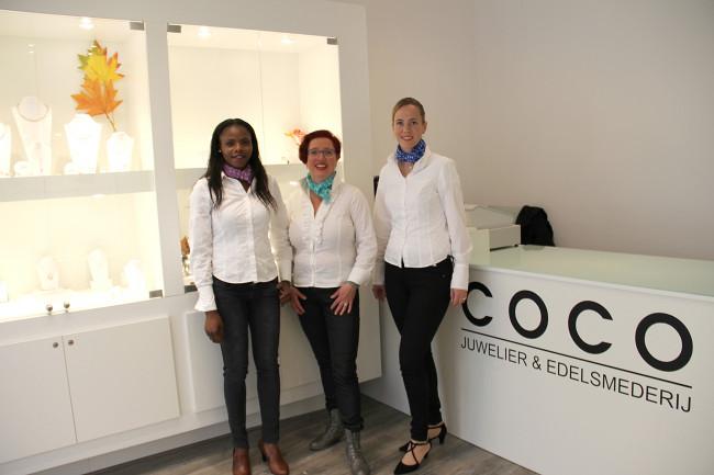 Goudsmederij Coco opent tweede vestiging