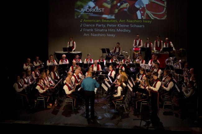 Gratis Maestro concert van AMDG