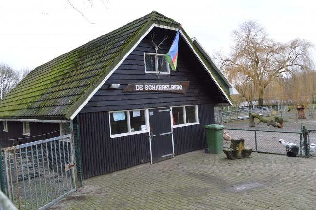 De Scharrelberg in Biddinghuizen.