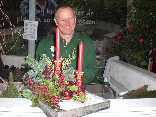 Kerst bij Groenrijk Hattem
