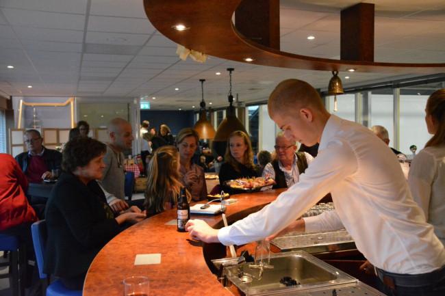 Partyservice Breet bundelt krachten met bedrijf uit Lelystad