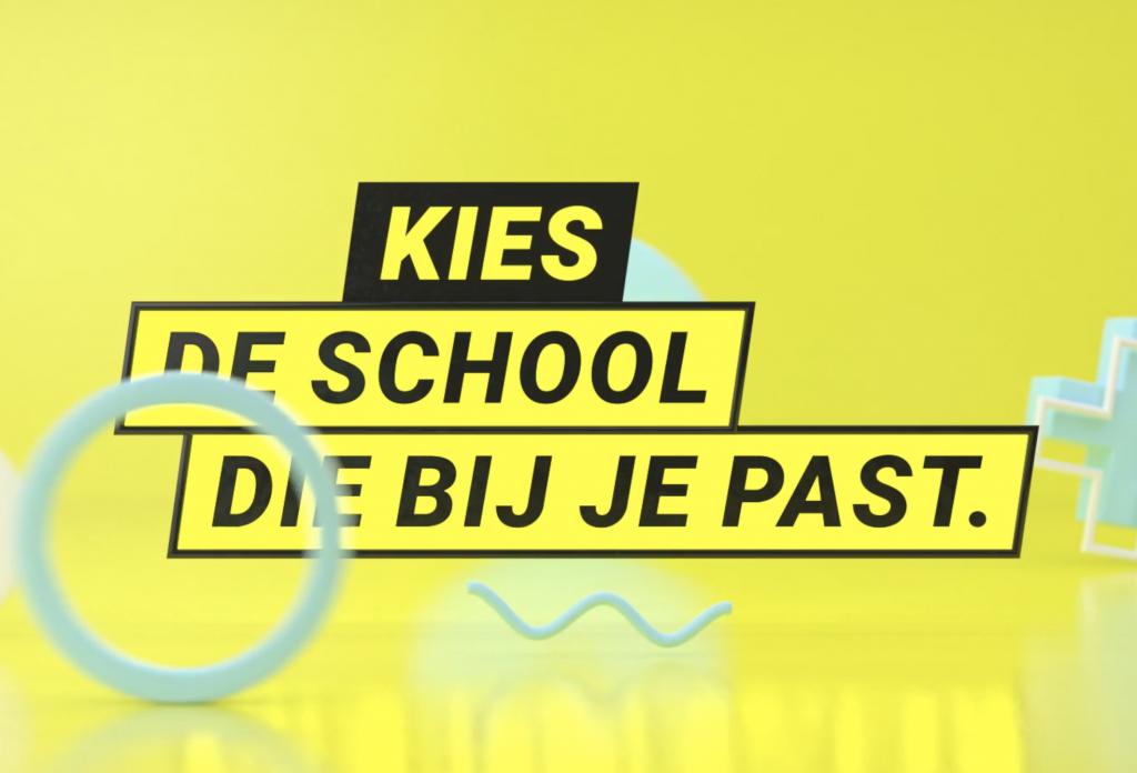 Tips en sappige verhalen in videoserie 'Kies de school die bij je past'