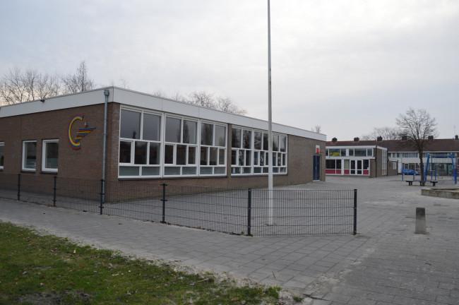 Katholieke basisschool De Golfslag.