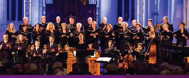 Adventsconcert Kavóca in Buitenkerk Kampen