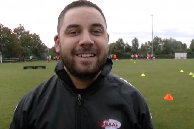 Burak Yargan (trainer Reaal Dronten)