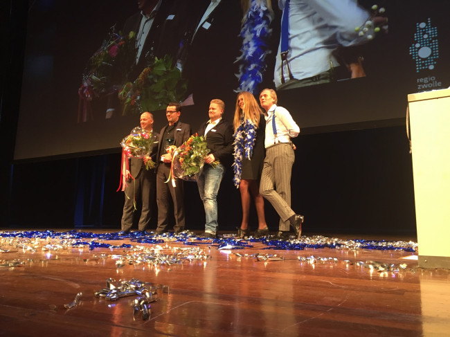 'Regio Zwolle blijft bovengemiddeld presteren'