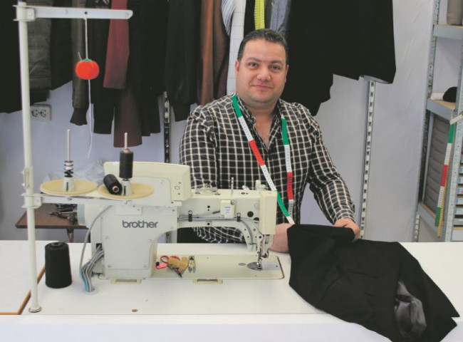 Fashion Fix maakt en repareert kleding vakkundig