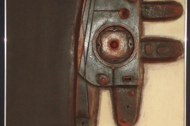 Fragment uit een kunstwerk van Ap Stichter.