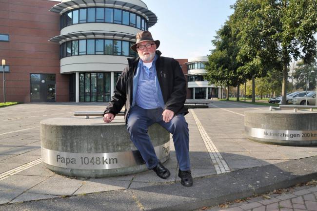 Kleijer neemt afscheid van zijn kindje: 20 jaar contacten Kampen en Pápa