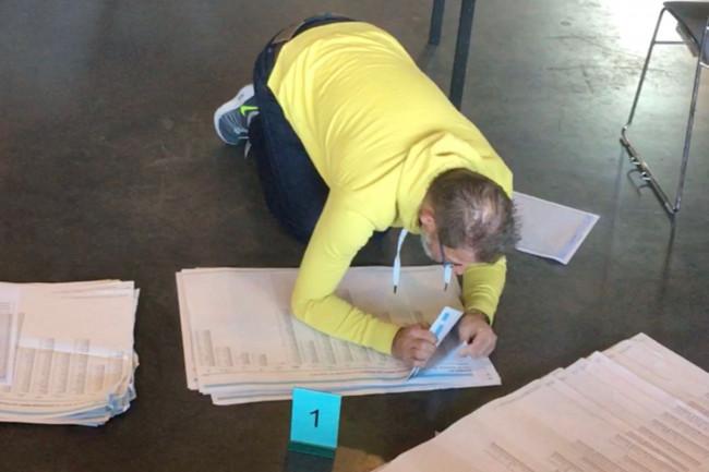 """Dronten had stemformulieren wellicht gewoon in Lelystad kunnen bezorgen: """"Zoek het uit!"""""""