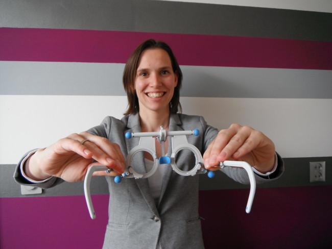 Verrassend concept in Zwolle: opticien aan huis