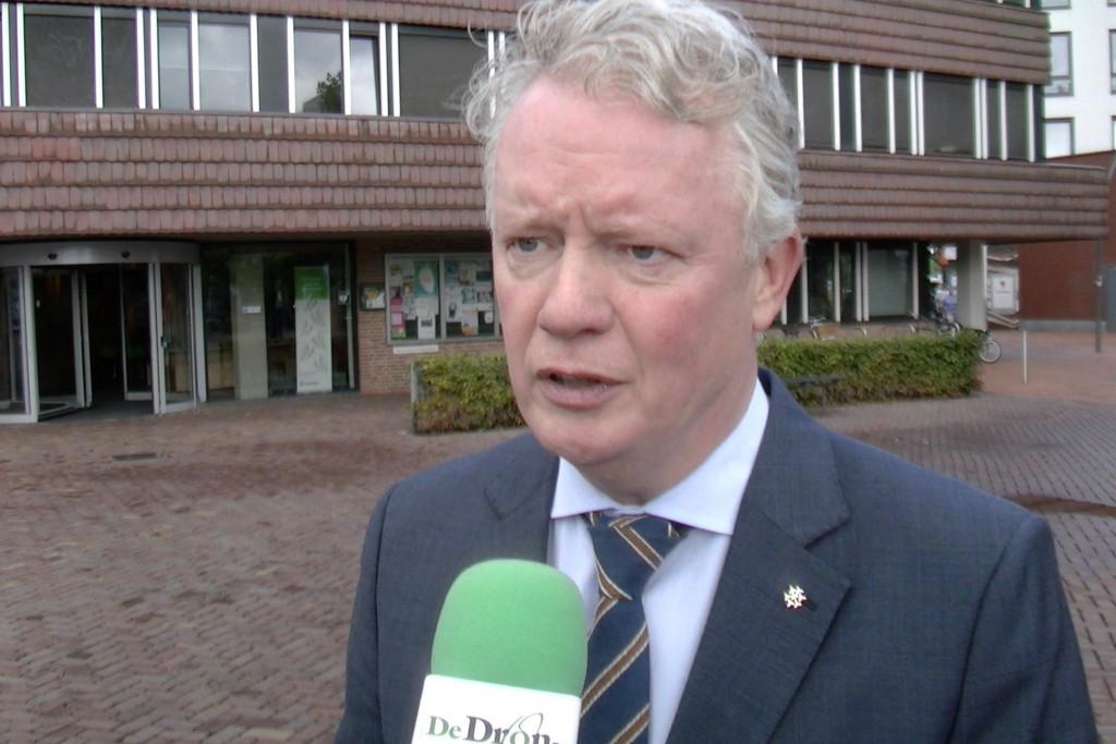 Burgemeester Jean Paul Gebben