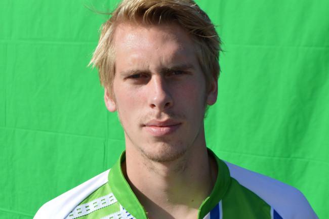 Jodi de Boer scoorde zaterdag.