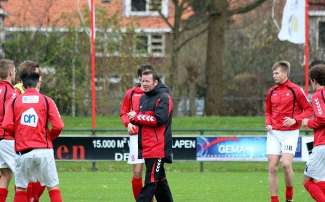 BAS neemt na dit seizoen afscheid van hoofdtrainer Bert van den Brink
