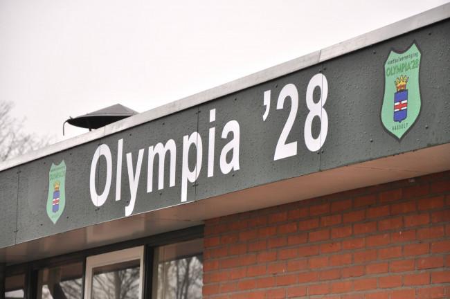 Keeper Luuk Dorland vierde aanwinst Olympia '28