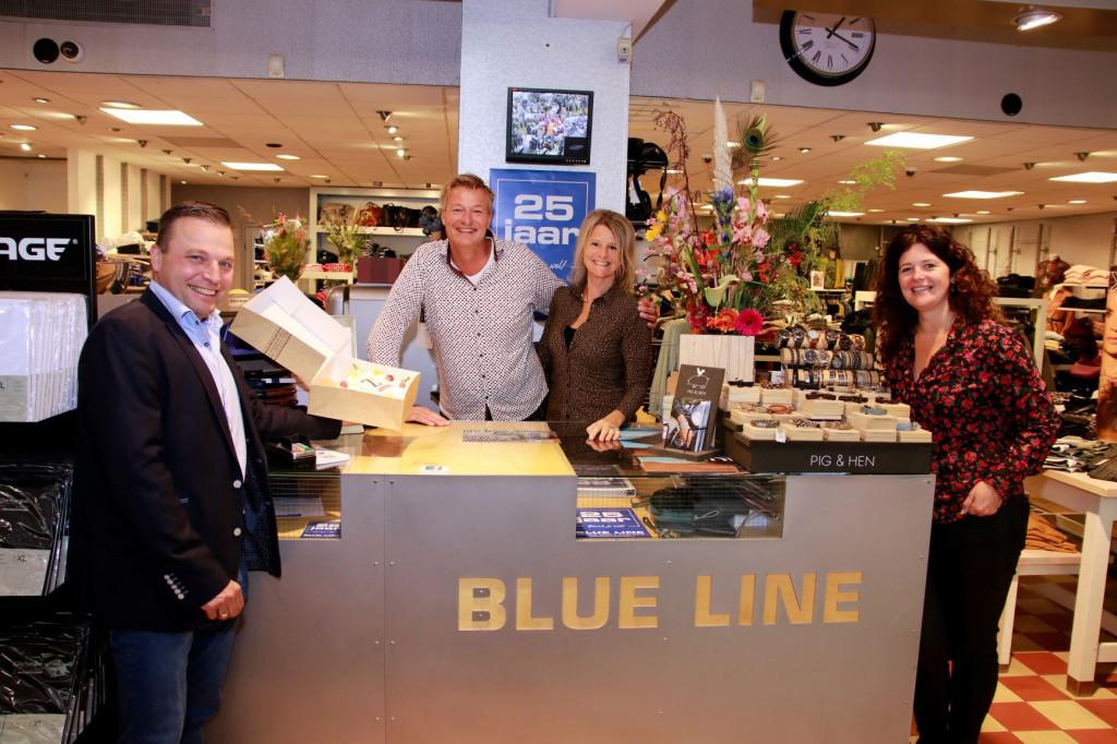 Blue Line bestaat 25 jaar