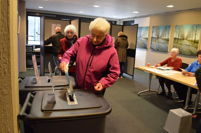 Bij de raadsverkiezingen stemmen in De Meerpaal in plaats van gemeentehuis