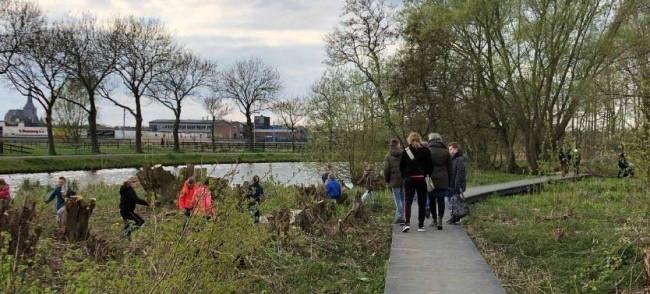 Trekvaartzone één van de beste openbare ruimtes van Nederland