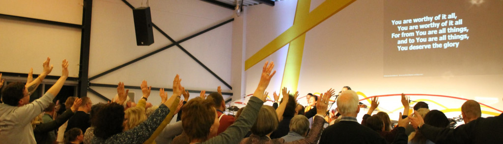 Worship and Holy Spirit in Dronten