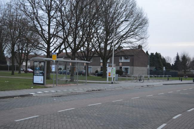 Busstation Swifterbant.