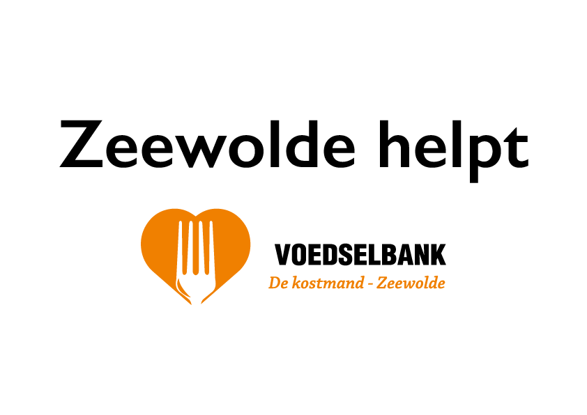 'Zeewolde helpt' ondersteunt Voedselbank; helpt u mee?