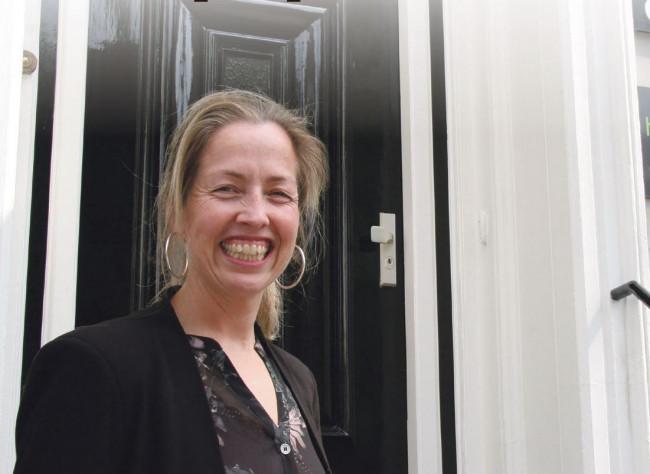 Anne-Marie Smelt, partner bij Het Notarieel